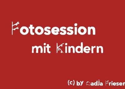 20160000 0000 - Fotosession mit Kindern (c) Nadja Friesen Cover